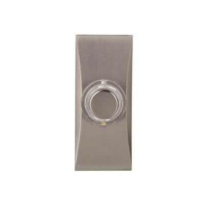 Byron 7960 Series Wired Doorbell Additional Chime Bell Push