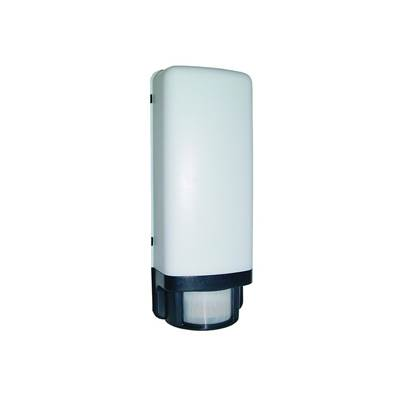 Byron ES88 Security Light with PIR Black