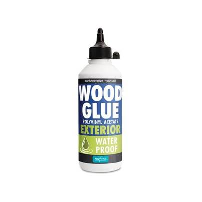 Polyvine Exterior Wood Glue