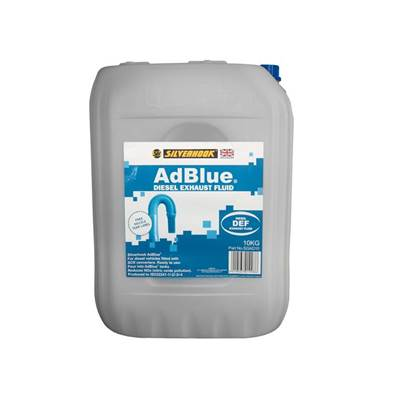 Silverhook AdBlue® Diesel Exhaust Treatment Additive 10kg