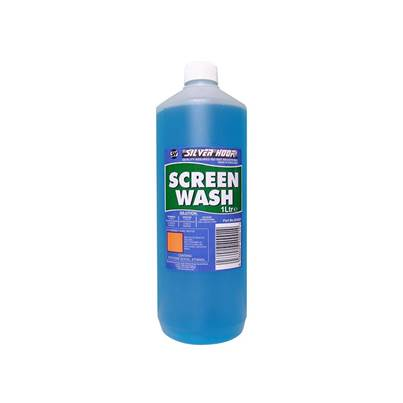 Silverhook Concentrated All Seasons Screen Wash