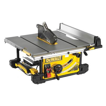 DEWALT DW745 Portable Site Saw