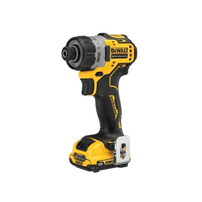 DEWALT DCF601D2 XR Brushless Sub-Compact Screwdriver 12V 2 x 2.0Ah Li-ion