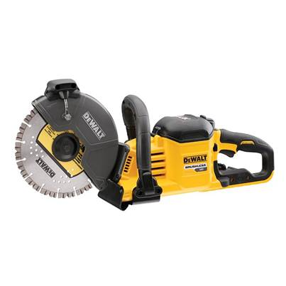 DEWALT XR FlexVolt Cordless Cut Off Saw 230mm 18/54V