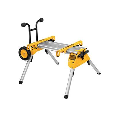 DEWALT DE7400-XJ Heavy-Duty Rolling Table Saw Stand