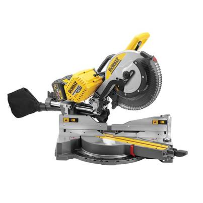DEWALT DHS780 XR FlexVolt Brushless Mitre Saw