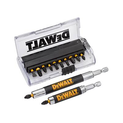 DEWALT DT70512T Impact Torsion Screwdriver Bit Set, 14 Piece