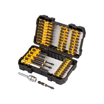 DEWALT DT70541 Extreme Impact Torsion Bit Set with Aluminium Screw Lock 40 Piece