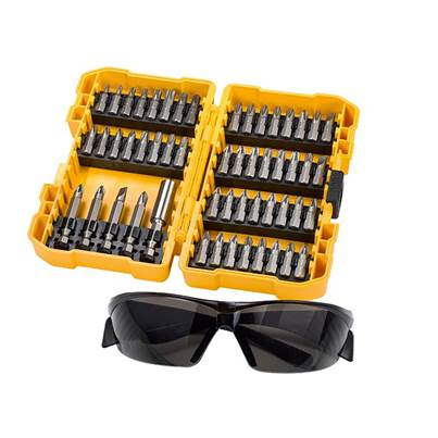 DEWALT DT71540 High Performance Screwdriving Bit Set 53 Piece