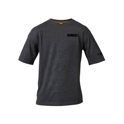 DEWALT Typhoon Charcoal Grey T-Shirt