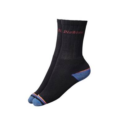 Dickies Strong Work Socks (Pack 3)