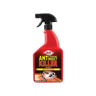 DOFF Ant & Crawling Insect Spray 1 Litre
