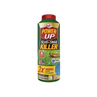 DOFF POWER UP 3X Slug & Snail Killer 650g