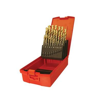 Dormer A095 HSS - TiN Coated Jobber Drills, Metric