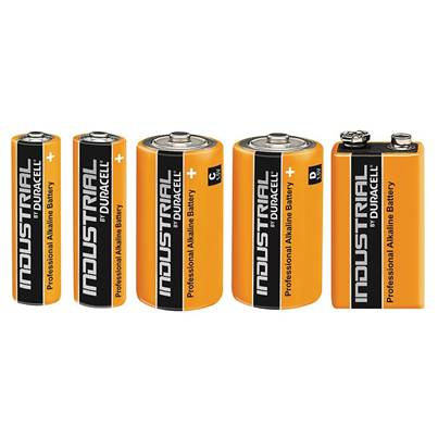 Duracell Professional Industrial Batteries