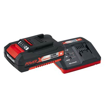 Einhell Power X-Change Battery & Charger Starter Kit 18V 1 x 2.0Ah Li-ion