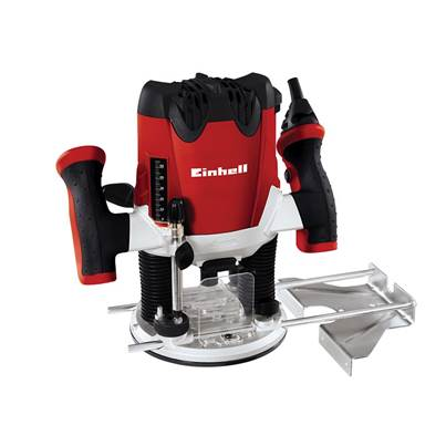 Einhell TE-RO 1225 E 1/4in Electronic Router 1200W 240V