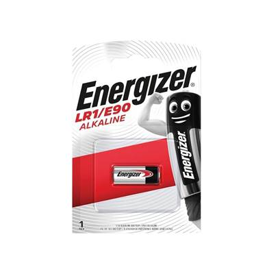 Energizer® LR1 Electronic Battery Single