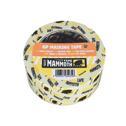 Everbuild Retail/Labelled Masking Tape