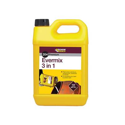 Everbuild 204 Evermix 3 in 1 5 litre