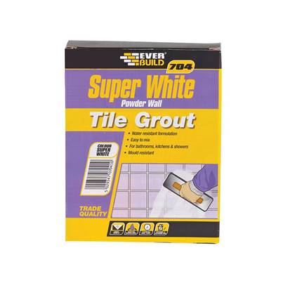 Everbuild 704 Wall Tile Grout