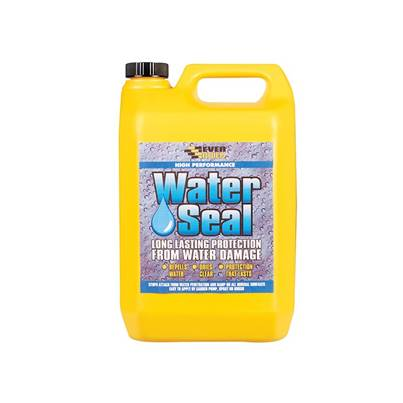 Everbuild 402 Water Seal 5 Litre