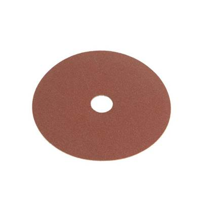 Faithfull Fibre Backed Sanding Discs 115mm