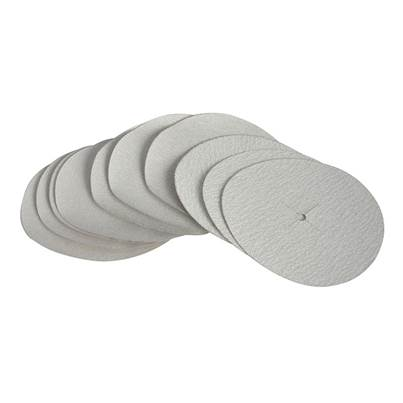 Faithfull Paper Sanding Discs 125mm