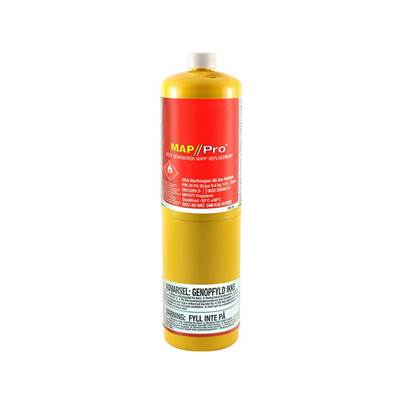 Faithfull Gas Cylinder MAPP CGA600 Fitting