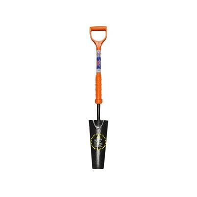Faithfull Drainage Shovel Fibreglass Insulated Shaft YD