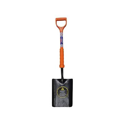 Faithfull Taper Mouth Shovel Fibreglass Insulated Shaft YD