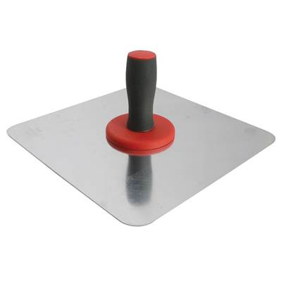 Faithfull Mill Finish Alloy Plasterers Hawk 300 x 300mm (12 x 12in)