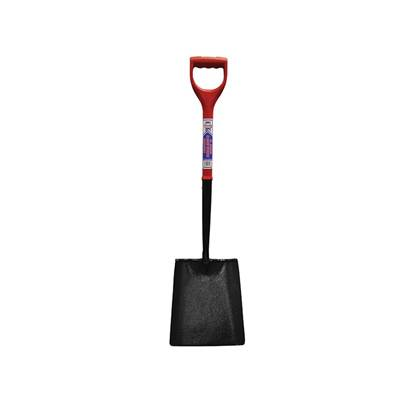 Faithfull Square Mouth Shovel PYD Polyfibre Handle