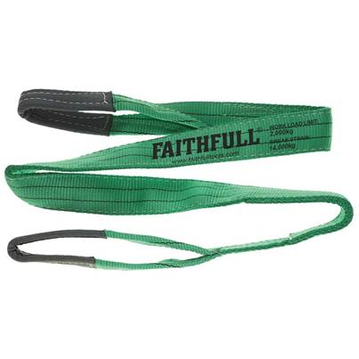 Faithfull Lifting Sling