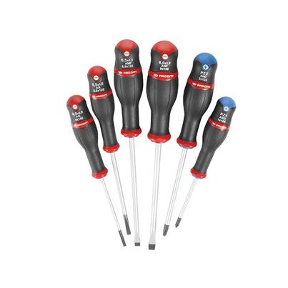 Facom Protwist Screwdriver Set, 6 Piece