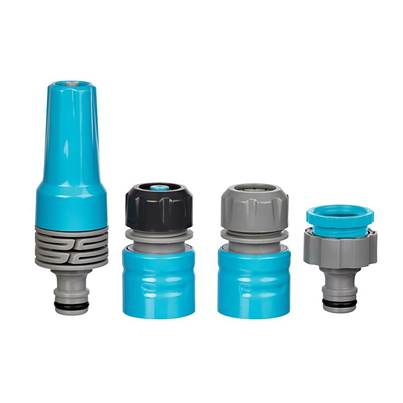 Flopro Flopro Hose Connector Starter Set 12.5 - 19mm (1/2 - 3/4in)