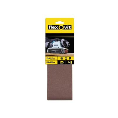 Flexovit Cloth Sanding Belts