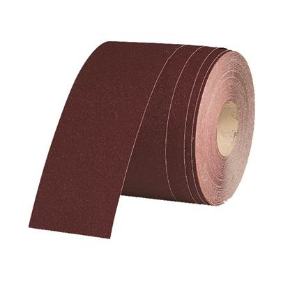 Flexovit 115mm x 50m A203 Aluminium Oxide Roll