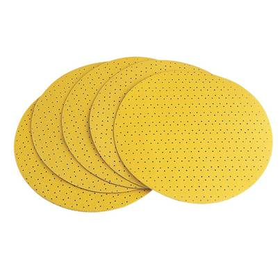 Flex Power Tools Hook & Loop Perforated Sanding Paper