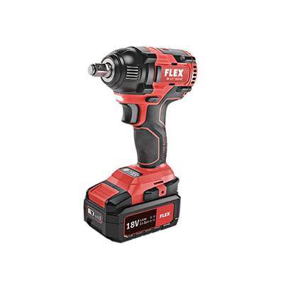 Flex Power Tools 1/2in Impact Wrench 18V 2 x 5.0Ah Li-ion