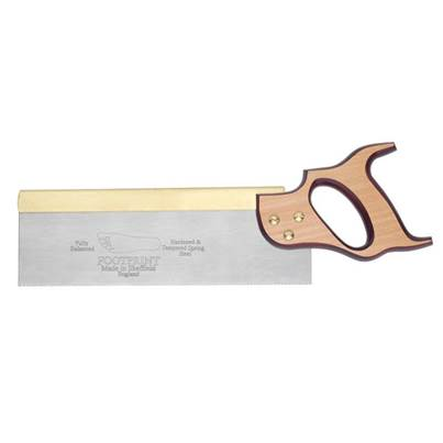 Footprint 256 Brass Back Tenon Saw