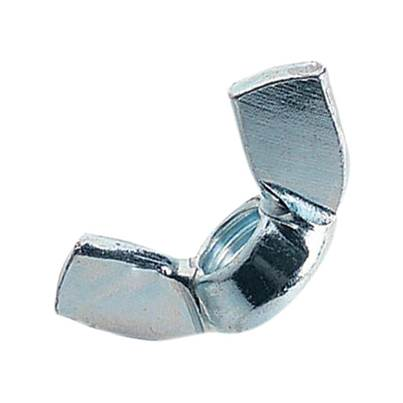 ForgeFix Wing Nuts, ZP, Bag