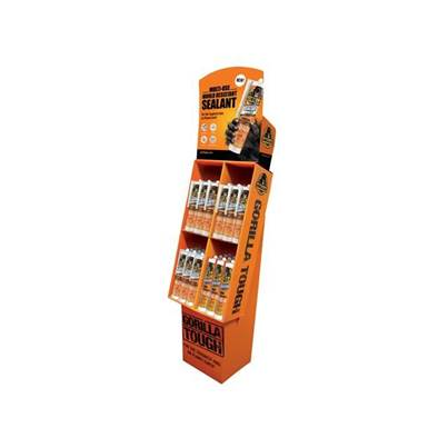 Gorilla Glue Grab Adhesive & Sealant Stand With Stock