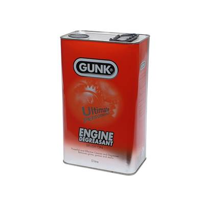 Gunk Engine Degreasant