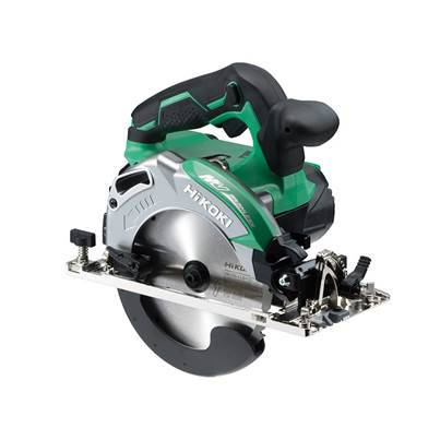 HiKOKI C3606DA Multivolt Brushless Circular Saw 165mm