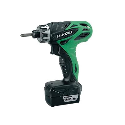 HiKOKI DB10DL Screwdriver 10.8V 2 x 1.5Ah Li-ion