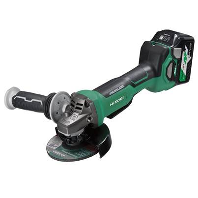 HiKOKI G3613DB MultiVolt Brushless Grinder 125mm 36/18V 2 x 2.5/5.0Ah Li-ion