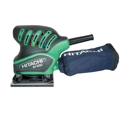 Hitachi SV12SG Orbital Palm Sander