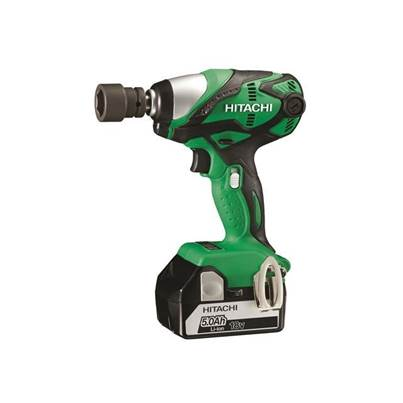 Hitachi WR18DSDL Impact Wrench 18V 2 x 5.0Ah Li-Ion