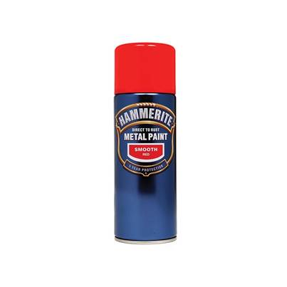 Hammerite Direct to Rust Smooth Finish Aerosol